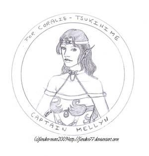 FreeSketch Coralie-tsukihime