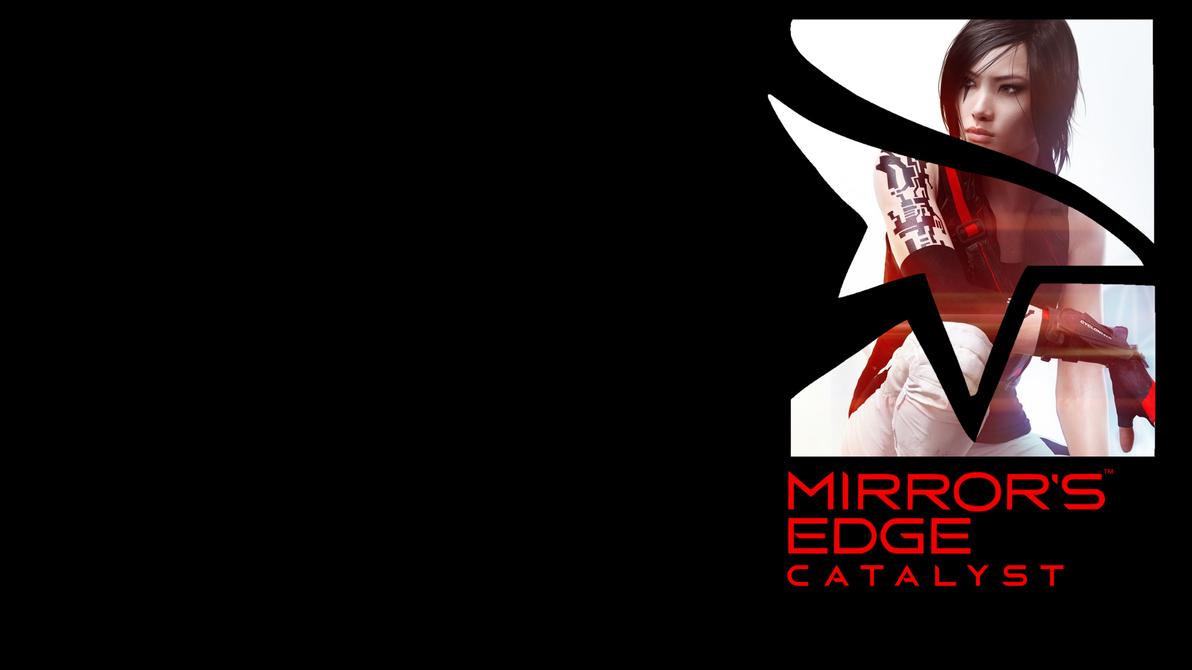 mirrors edge catalyst wallpaper by claterz on deviantart