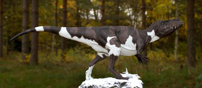 Torvosaurus Therese 117