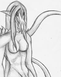 Young Zenobia by Ryoukittygirl