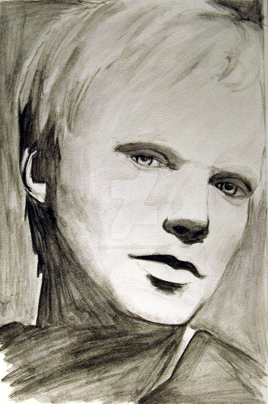 Paul Bettany by Callisto-Hime