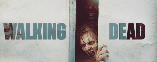 The Walking Dead by Madhatter62