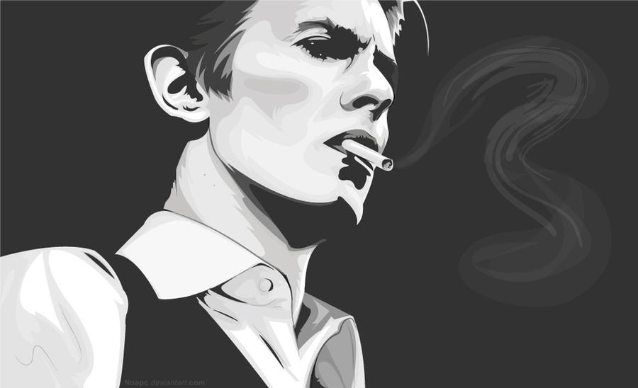 Bowie by noapc