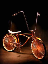 Orange Bike by caesar1996