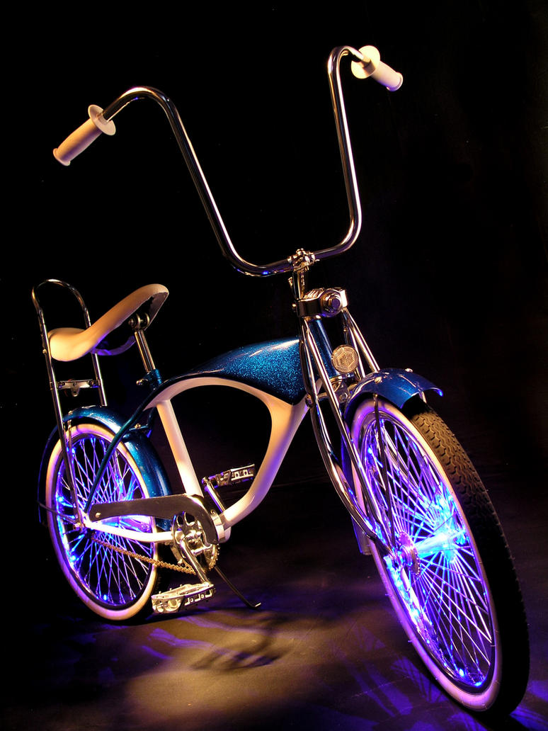 Blue Bike 2 by caesar1996