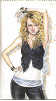 Taylor Swift by josh-mcd