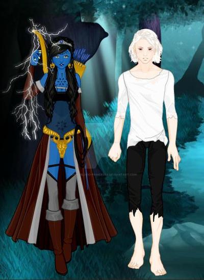 Female Moon Elf And Rogue Noble By Xpureblood Princessx On Deviantart