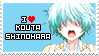 Kouta Shinohara Stamp by XionGema