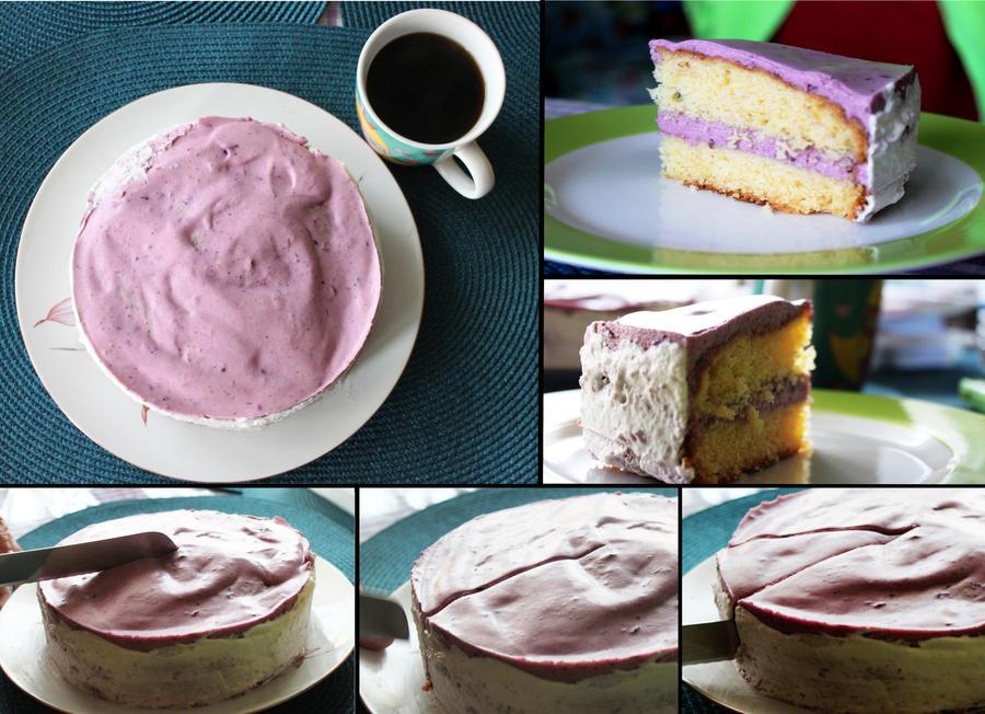 Olive Chocolate Cake