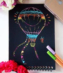 Balloon by Leliann