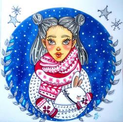 snow by Leliann