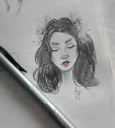 Sketch by Leliann