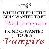 vampire by Xxvampire6xX