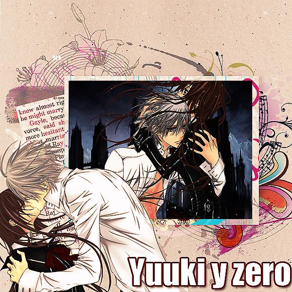 yuuki y zero by Gafura94