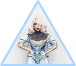Icon Lady Gaga by JenAndna