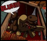 Itsy Bitsy Halloween!