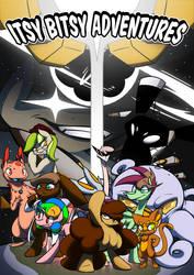 Itsy Bitsy Adventures by SilverBlazeBrony