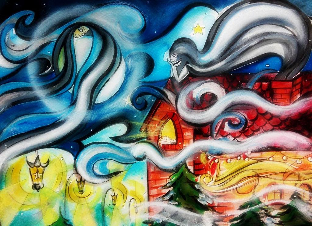 Yule Magic by MorriganAlisa