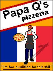 Papa Q by BadLemonsXI