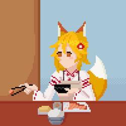 Helpful Fox Senko-San