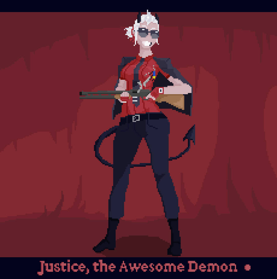Helltaker Justice