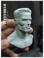 Terminator - Battle Damage by Pedro-Moretto