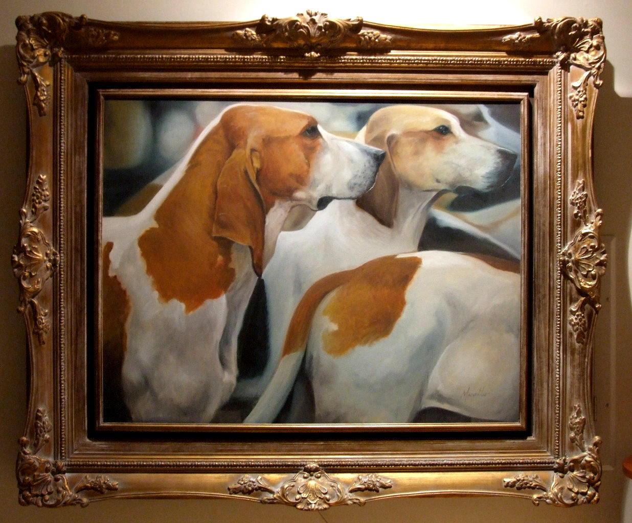 Hound dogs by pedro moretto on deviantart for Https pedro camera it login