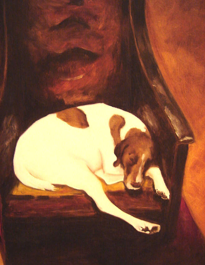 Sleeping dog by pedro moretto on deviantart for Https pedro camera it login