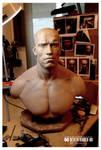 Arnold Schwarzenegger 1:1 WIP
