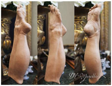 Female Feet Study