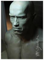 1:1 Arnold Schwarzenegger by Pedro-Moretto