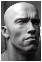 1:1 Arnold Schwarzenegger SKin Textures by Pedro-Moretto