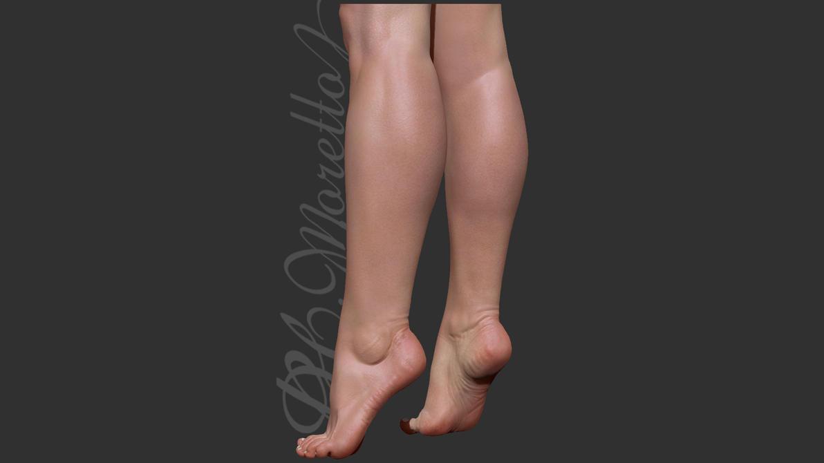 feet by Pedro-Moretto