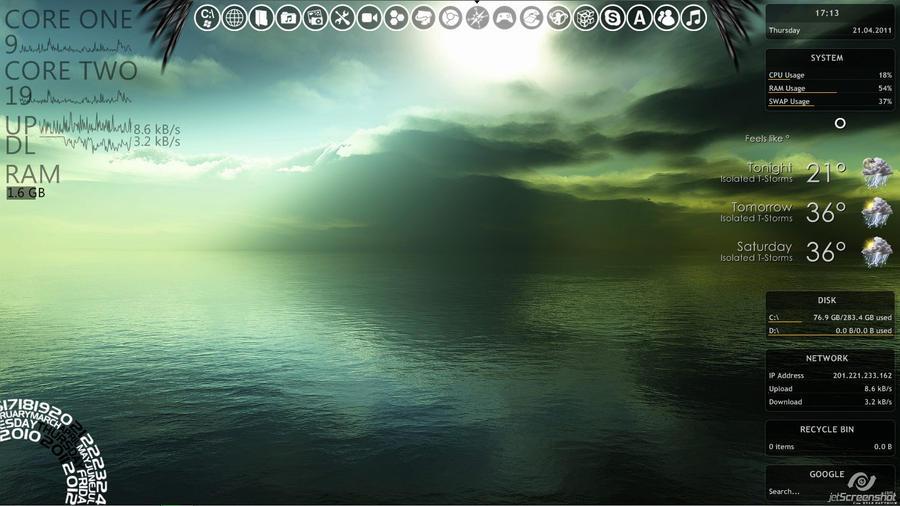 Deep Ocean Skin by AxelMilkesT