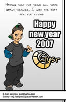 Happy 2007 by seiryoku-gust