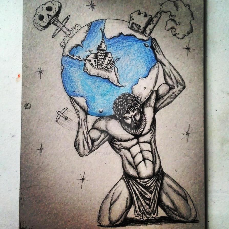 Atlas by MateusBuffalo