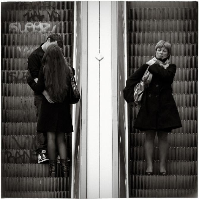 Deux mondes by C-Jook