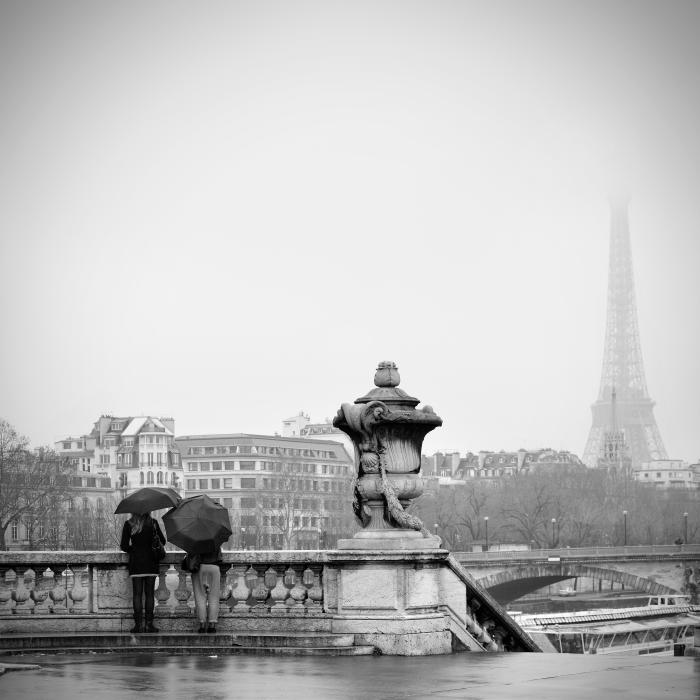Paris a le blues II by C-Jook
