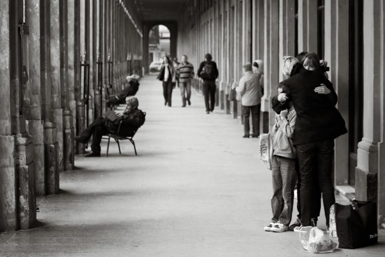 Scene de rue 101 - Paris by C-Jook