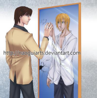 Mirror mirror V2 by naoguiarts
