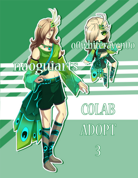 Adopt Auction Collab 3 -OPEN-