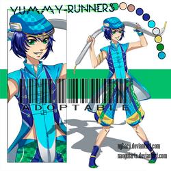 SET PRICE Adopt 'Yummy-runners' 03 [OPEN]