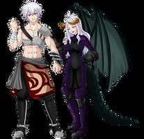 Jason and Mirajane