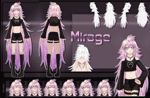 Mirage New outfit
