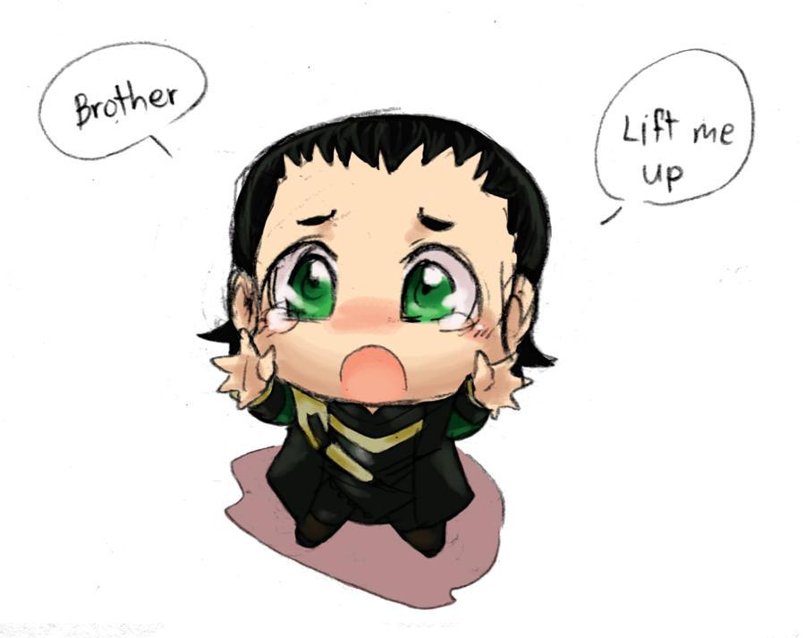 The gallery for --> Loki Fan Art Cute