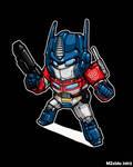 Superdeformers: Optimus Prime
