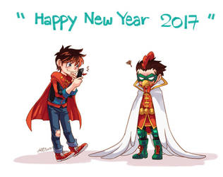 HNY 2017 by MZ15