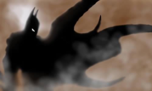 Dark Knight by Wolfgunner01