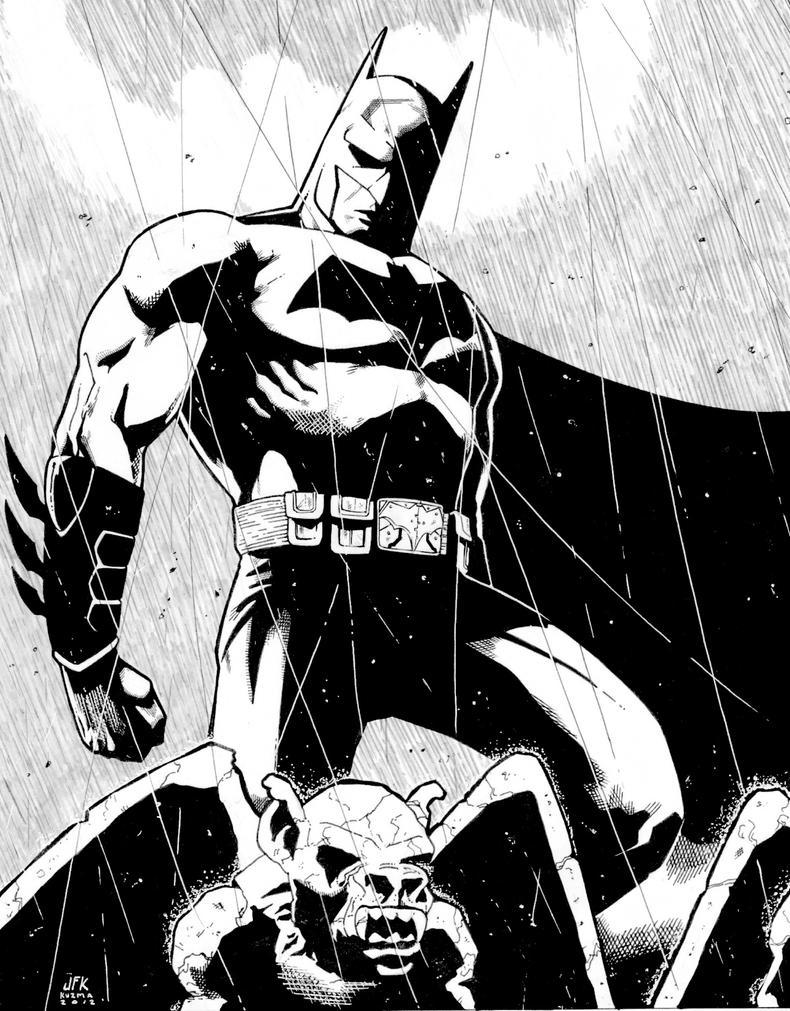 Batman by JFKART