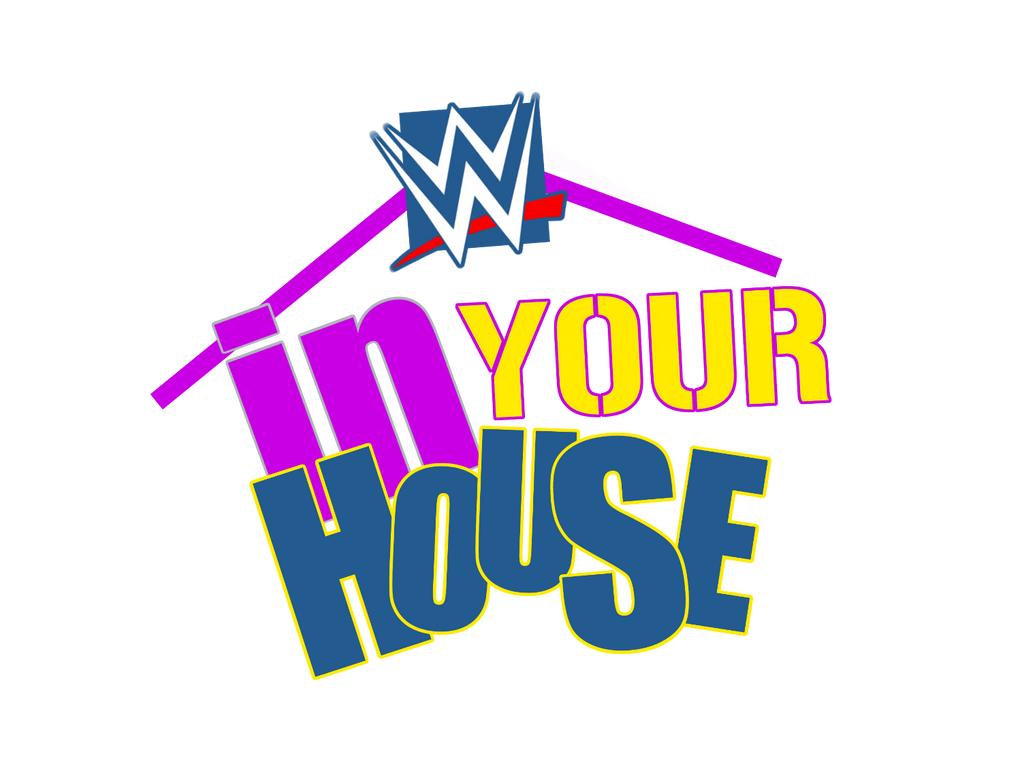 Wwe in your house logo modern by jjgp1112 on deviantart for Modern house logo